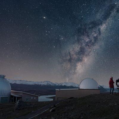 Julian Apse Dark Sky Project NZ